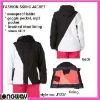 NEWEST STYLE LADAY'S SNOW SKIING JACKET FOR WINTER/ SYLISH COLORFUL SNOW SKIING JACKET FOR LADY'S