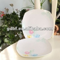 2012 hot selling porcelain plate