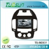 vision car dvd player for Hyundai I30M with 800 x 400 Pixels Resolution multimedia player