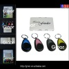 wireless key finder with 4receivers and 1card