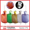 Gift Transparent PVC Hot Water Bottle BS Quality