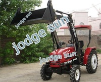 mini farm compact tractor with front end loader