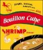 Nigeria shrimp/ crayfish/crevette bouillon cube