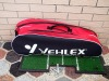red badminton racket bag