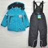 New fashion children's ski suit with 100% cotton unisex