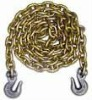 metal short link chain