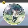 Inflatable Zorbing Wall,Inflatable Rolling Ball