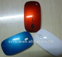 2.4G wireless mouse, high-quality free mouse pad