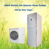 Durable air source heat pump 6~16kW