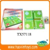Intelligence magnetic ludo board game