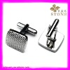 2013 newest designs stainless steel cuff links in suits for mens
