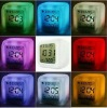 Clock Digital Alarm New LED Change 7 Color