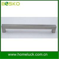 Icebox door handle and stainless steel appliance handle