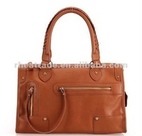 The high-end female style leather 2012 shoulder bags