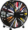 FreeShipping-Ferris wheel plastic shoe rack