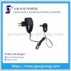 12v dc power adapter Item no.GR-01B POWER