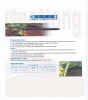 Drip irrigation belts