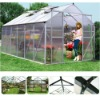 Factory-direct-selling garden greenhouse with 10-year warranty
