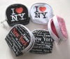 Fashion custom printed Coin purses-NY series