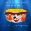 Food safe ceramic ice cream holder