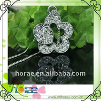 charming crystal rhinestone pendants for women's