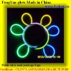 solar dancing toy of colorful star light stick and custom glow sticks