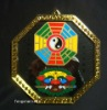 "8.3"" Fengshui BA GUA MIRROR wtihYin-Yang,lion head [Comments(0)