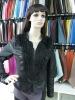 women's fashion leather jacket