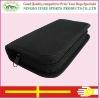 Black Large Capacity Zipper CD Bag