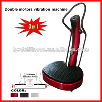 Two motors power plate