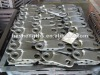 track link assembly for hitachi excavator replacement parts