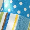cotton 32s yarn high quality beach jacquard towel