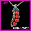 wholesale vintage pearl pendant necklace