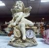 2012 New design angel girl figurine statue polyreisn crafts