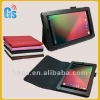 "For Google Nexus 7"" Android Tablet Folio Stand Leather Case"