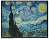 Vangogh Oil Painting Starry Night Painting