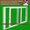 aluminum door OEM based client's designs