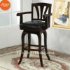 France wood with arm stool 30""