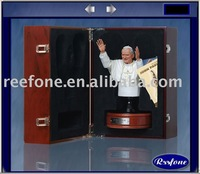 Pope John Paul II sculpture figurine