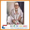 India Budda 3D lenticular poster