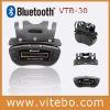 Bluetooth Speaker Handsfree Car Kit