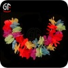 LED Flashing Flower Lei