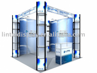 3*3m standard exhibition booth