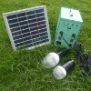easy to carry&all-in-one solar power system for home