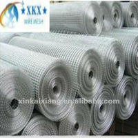 Hot-dipped/Electro galvanized Weled Wire Mesh