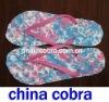 massage slippers,new fashion slippers,flip flops (CHINA COBRA)