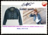 Hight quality Fashionable Jeans Women Jacket (GFS111213)