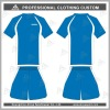 Custom design football team kits soccer uniform