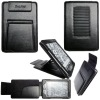 for kindle4 e-book leather cases