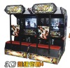 3D new arcade game machine